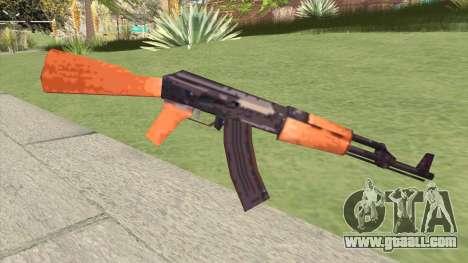 AK-47 (GTA LCS) for GTA San Andreas