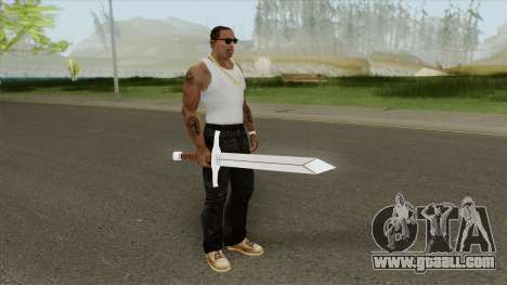 Trunks Sword for GTA San Andreas