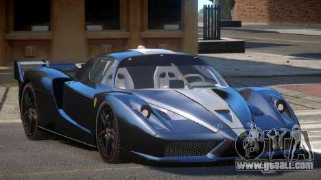 Ferrari FXX S-Tuned for GTA 4