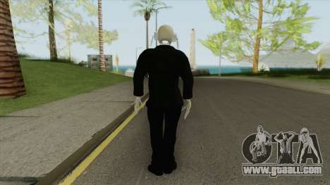 Vic Rattlehead for GTA San Andreas