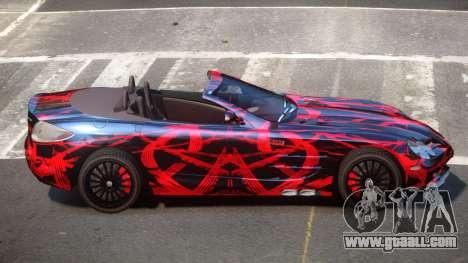 Mercedes-Benz SLR RTF PJ1 for GTA 4