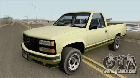 Chevrolet Silverado (454 SS) V1 for GTA San Andreas