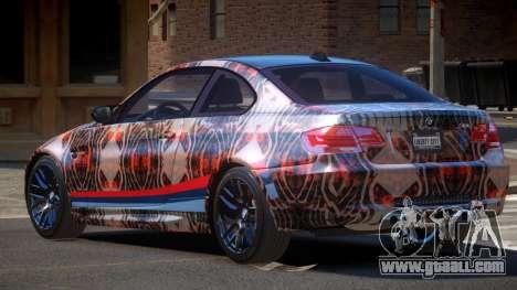 BMW M3 E92 LR PJ2 for GTA 4