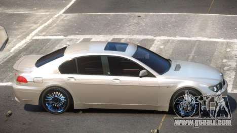 BMW B7 Alpina V1.0 for GTA 4