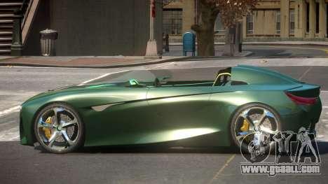 BMW Vision RGB for GTA 4