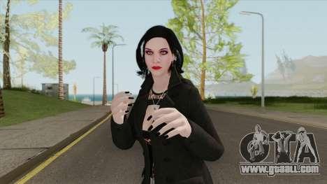 Molly Schultz (Casual) V2 GTA V for GTA San Andreas