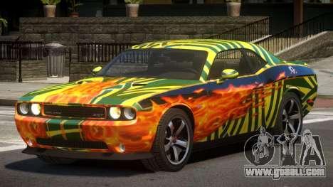 Dodge Challenger GT 392 PJ1 for GTA 4