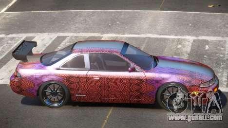 Nissan Silvia S14 R-Tuning PJ1 for GTA 4