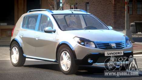 Dacia Sandero V1.0 for GTA 4