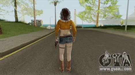 Nico (DMC 5) for GTA San Andreas