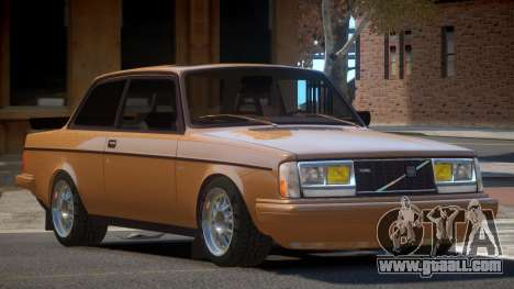 1982 Volvo 242 Turbo for GTA 4