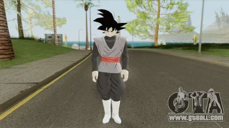 Goku Black V1 (Dragon Ball Super) for GTA San Andreas