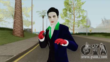 Jeremiah Valeska (Gotham) for GTA San Andreas