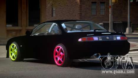 Nissan Silvia S14 D-Style for GTA 4