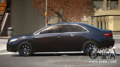 Toyota Camry XV40 for GTA 4