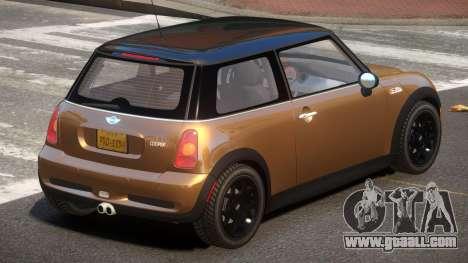 Mini Cooper S L-Tuned for GTA 4
