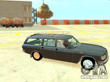 GAZ-310221 Universal for GTA 4