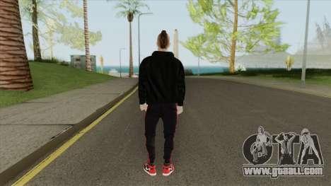 Chris Andersen for GTA San Andreas