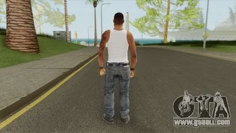 Crips Gang Member V4 for GTA San Andreas