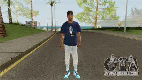 David West for GTA San Andreas