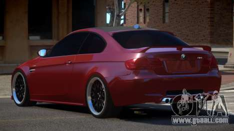 BMW M3 E92 G-Style for GTA 4
