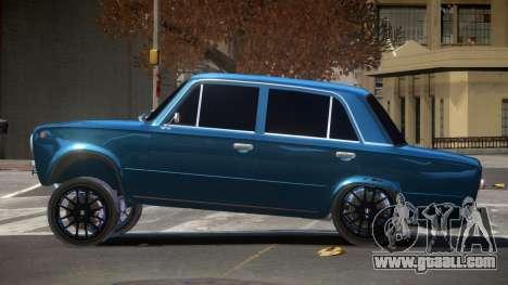VAZ 2101 D-Style for GTA 4