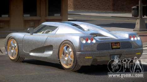 Koenigsegg CCRT Sport PJ2 for GTA 4