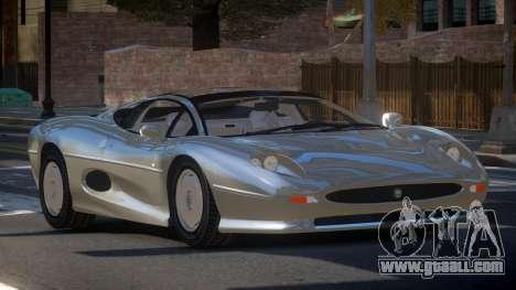 Jaguar XJ RS for GTA 4