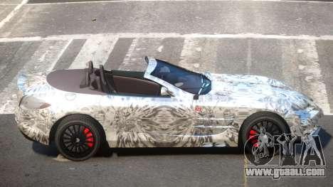 Mercedes-Benz SLR RTF PJ6 for GTA 4