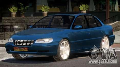 Opel Omega RS for GTA 4