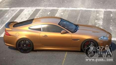 Jaguar XKR-S V1.2 for GTA 4