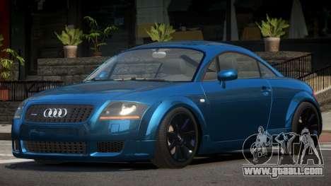 Audi TT RGB for GTA 4