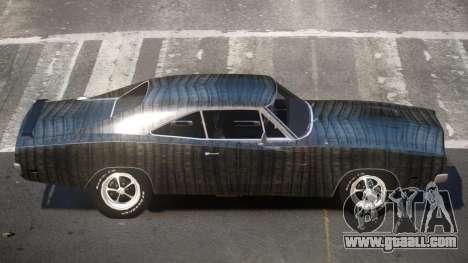 1966 Dodge Charger SR PJ6 for GTA 4