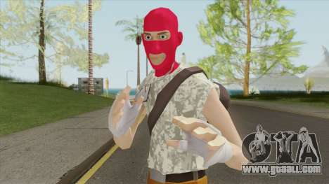 Son Of Spy (Team Fortress 2) for GTA San Andreas