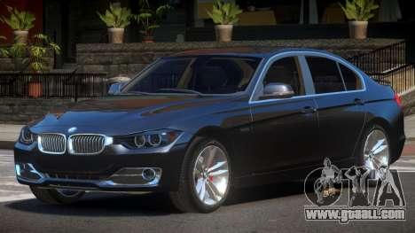 BMW 335i E-Style for GTA 4