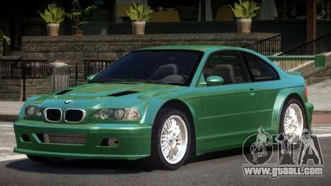 BMW E46 M3 R-Tuning for GTA 4