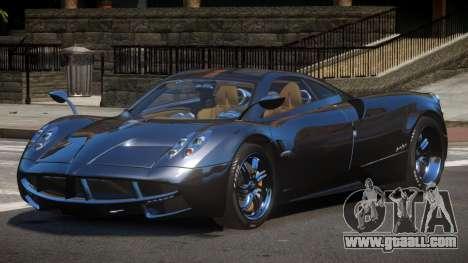 Pagani Huayra GBR for GTA 4