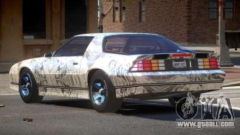 Chevrolet Camaro IR PJ6 for GTA 4