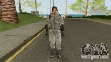 Norman Reedus (Death Stranding) for GTA San Andreas