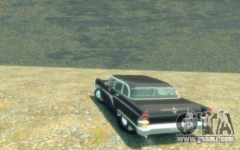 GAZ 13 Chaika for GTA 4