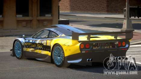 McLaren F1 G-Style PJ2 for GTA 4