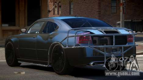 Dodge Charger Custom for GTA 4