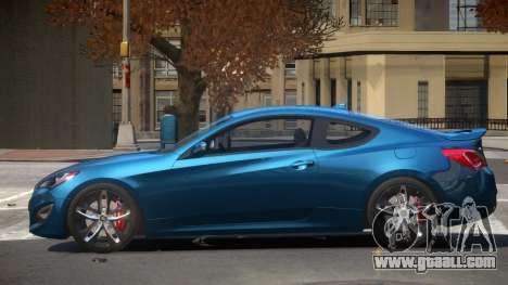 Hyundai Genesis RT for GTA 4