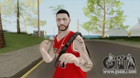 Random Male Skin V16 (GTA Online) for GTA San Andreas
