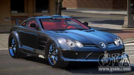 Mercedes Benz SLR H-Style for GTA 4