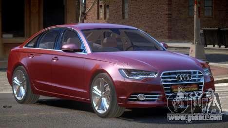 Audi A6L V1.2 for GTA 4