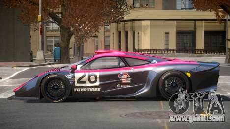 McLaren F1 G-Style PJ6 for GTA 4