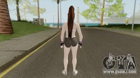 Hot Mai Shiranui (Sport Edition) for GTA San Andreas