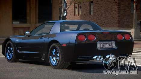 Chevrolet Corvette C5 V1.1 for GTA 4