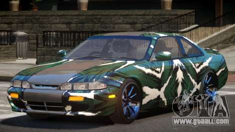 Nissan Silvia S14 R-Tuning PJ6 for GTA 4
